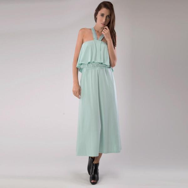 Organic Cotton Maxi dress