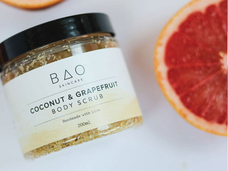Bao Natural Body Scrub