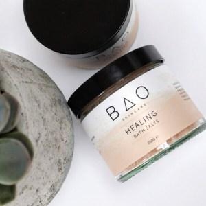 Natural Bath Salts Attitude Organic