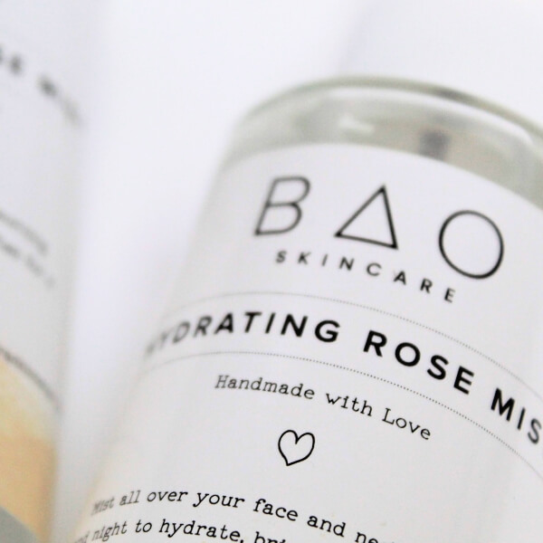 Natural Hydrating Face Mist BAO