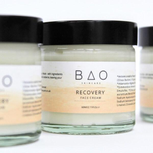 RECOVERY Natural Face Cream BAO