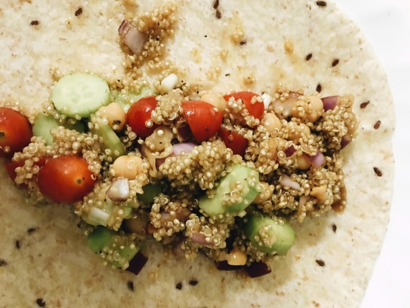 Easy Vegan Fajitas Recipe