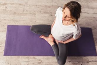 pregnancy yoga classes
