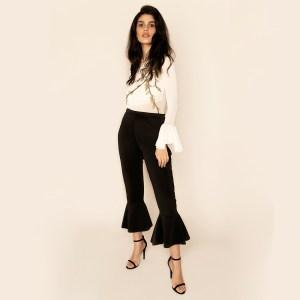 Attitude Organic Ashlee Ethical Trousers Claudia Bodysuit