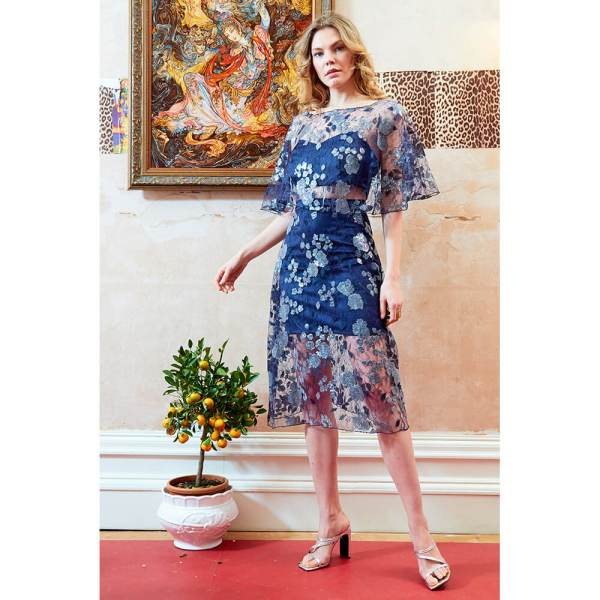 Attitude Organic Doutzen Ethical Dress