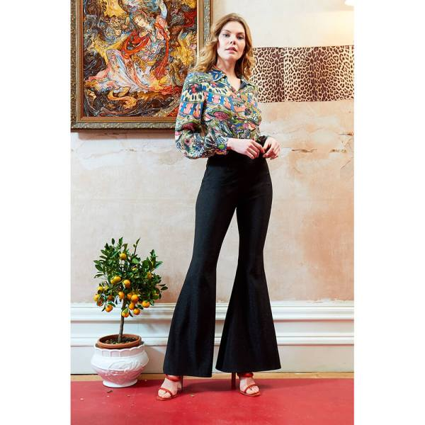 Attitude Organic Cobie Shimmery Trousers