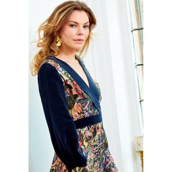 Attitude Organic Aria Ethical Dress