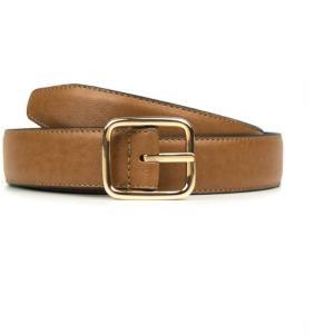 geometric 3cm vegan belt