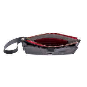 COSTA VEGAN AND ECO FRIENDLY PURSE (RED)