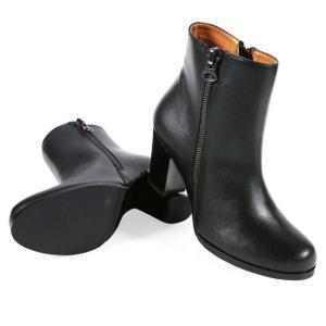 quarter length vegan boots
