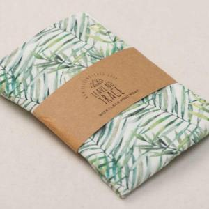 Reusable Food Wrap (Leaf Pattern) – Leave No Trace