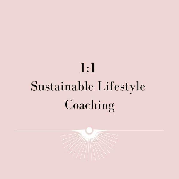 Sustainable Lifestyle Coaching