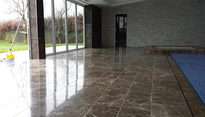 trattamento marmo pavimenti