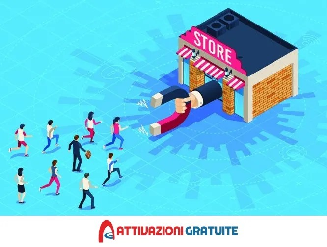 attivazionigratuite.it - strategie commerciali
