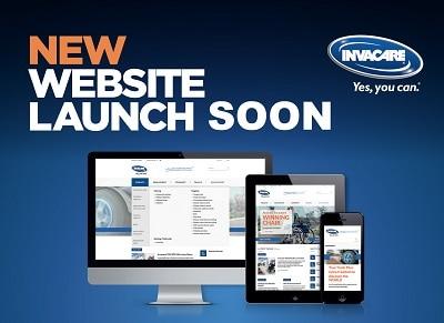 Invacare website