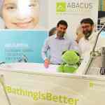 Abacus Healthcare's Trevor the Turtle proves a hit at Kidz South