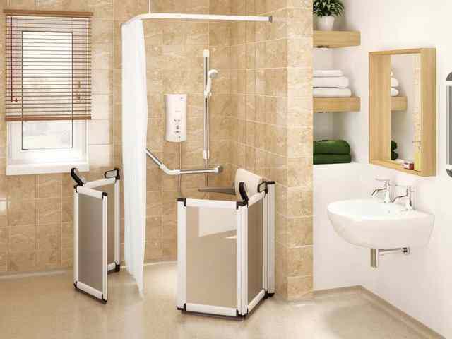 Five tips for a dementia-friendly bathroom adaptation