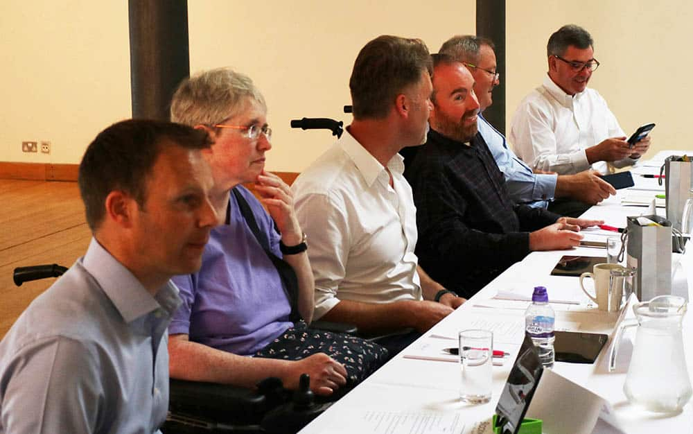 Blackwood Design Awards judges image
