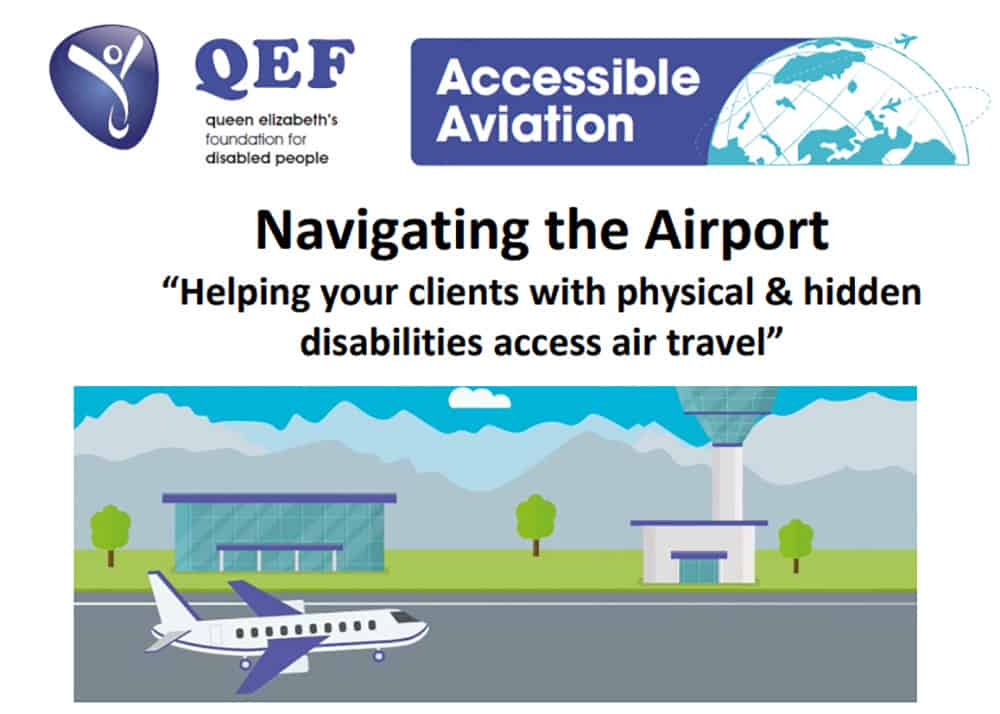 QEF Navigating the airport image