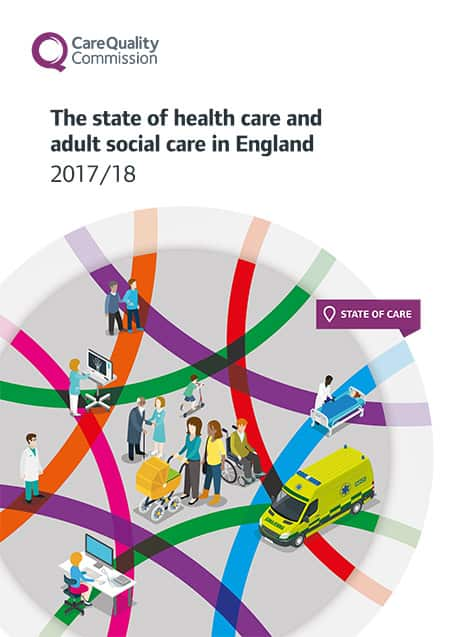 CQC State of Care report