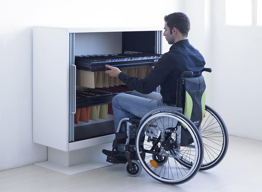 disabled worker image