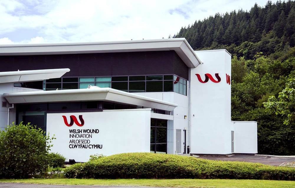 Welsh Wound Innovation Centre image