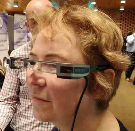 OXSIGHT Epsom glasses image
