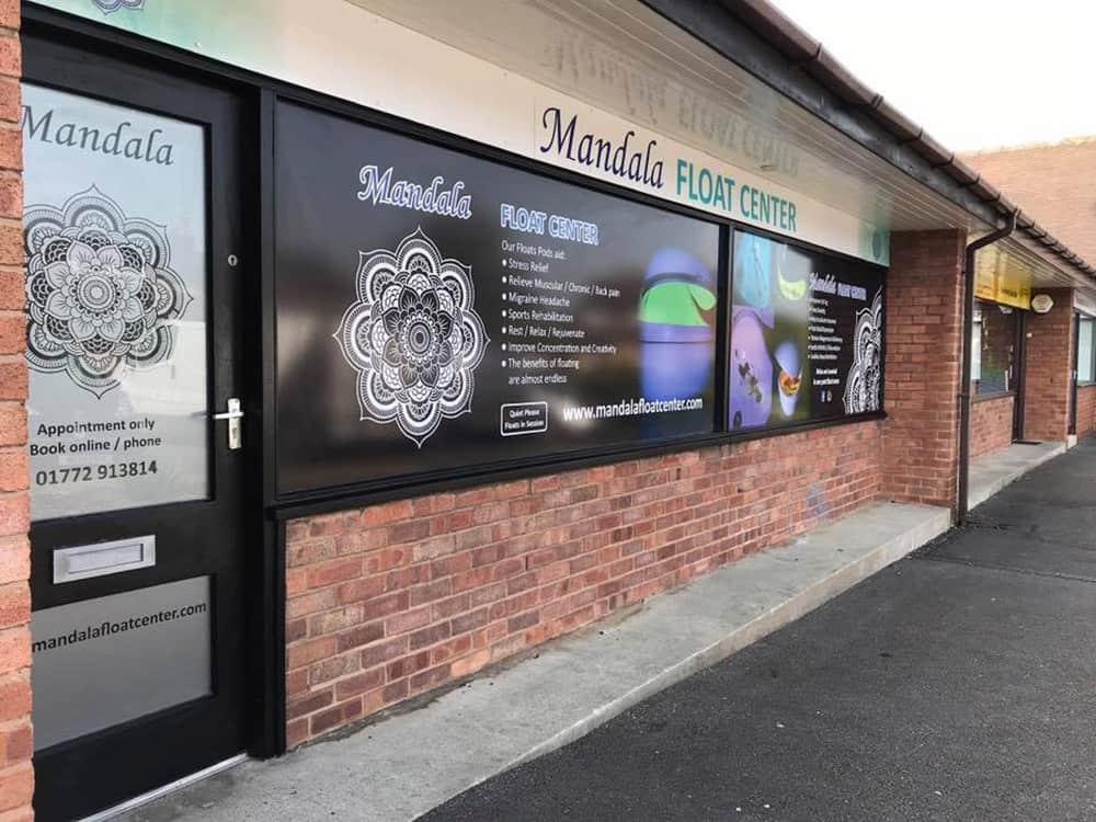 Mandala Float Centre image