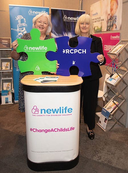 Newlife and RCPCH image