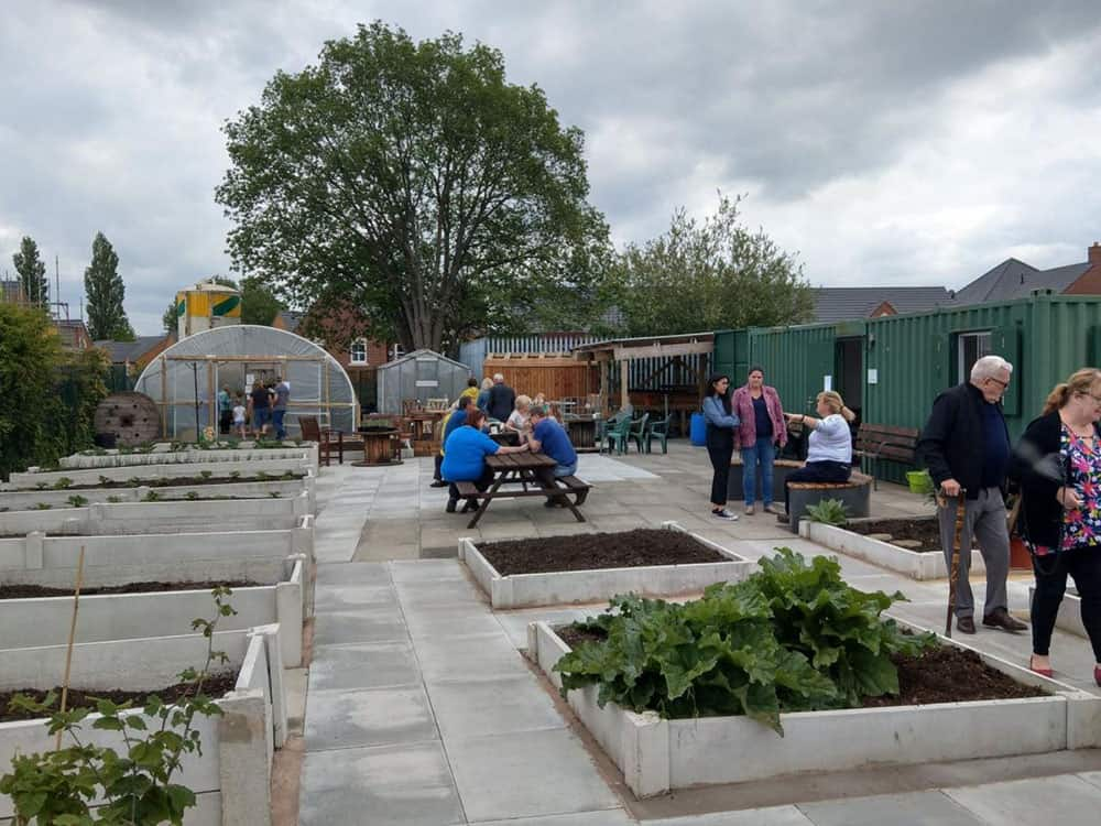 Cabbage Hall Allotments image