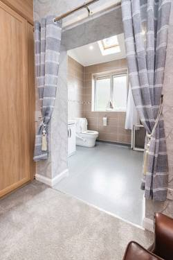 Closomat Palma Vita toilet at Rough Lee Care Home image