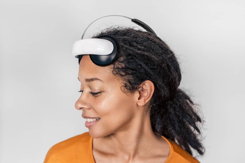 Flow headset image