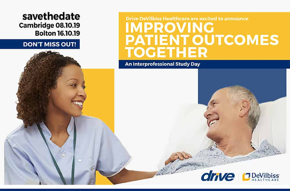 Drive DeVilbiss Healthcare Improving Patient Outcomes event image