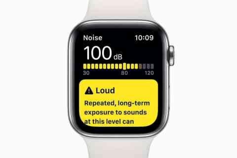 Apple hearing study image
