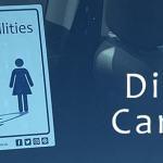 Blue Badge Co disability car sticker image