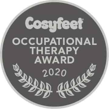 Cosyfeet OT Award 2020 image