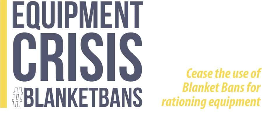 Newlife Equipment Crisis Blanket Bans image