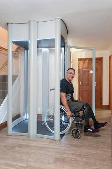 Stiltz homelift image