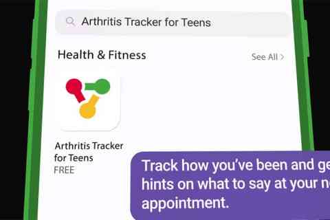 Arthritis Tracker for Teens image