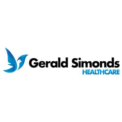 Gerald Simonds Healthcare logo