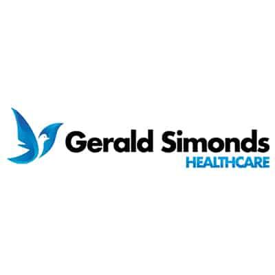 Gerald Simonds Healthcare logo