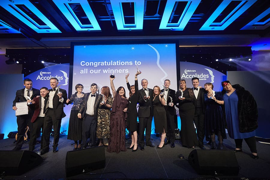Skills for Care Accolades winners 2020 image