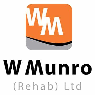 W Munro (Rehab) logo