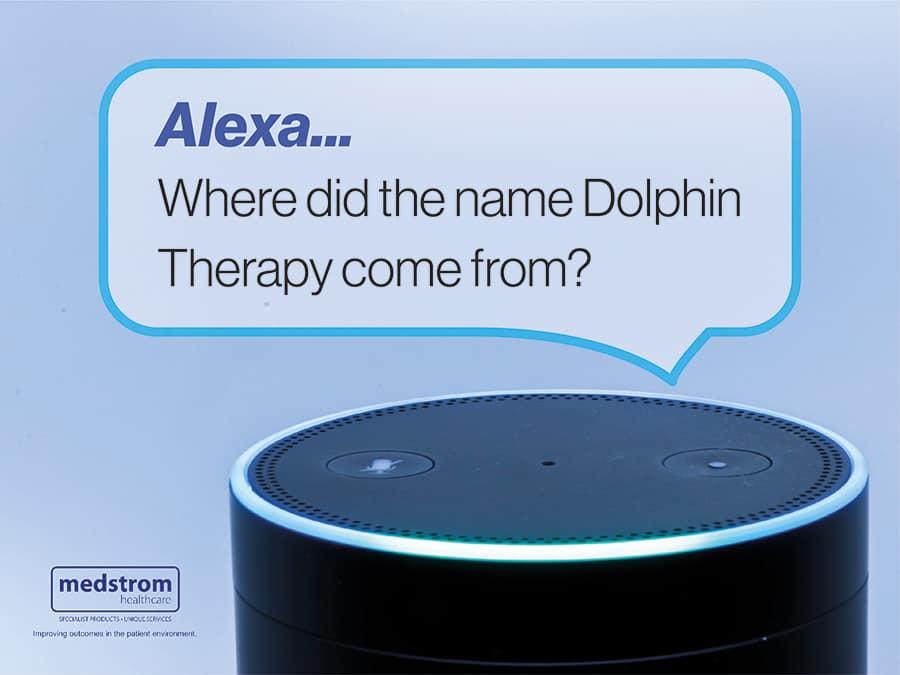 The Medstrom Academy Amazon Alexa technology image