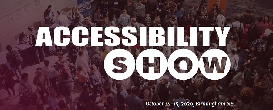 Accessibility Show 2020 image