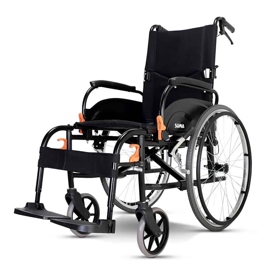Karma Mobility Agile manual wheelchair image