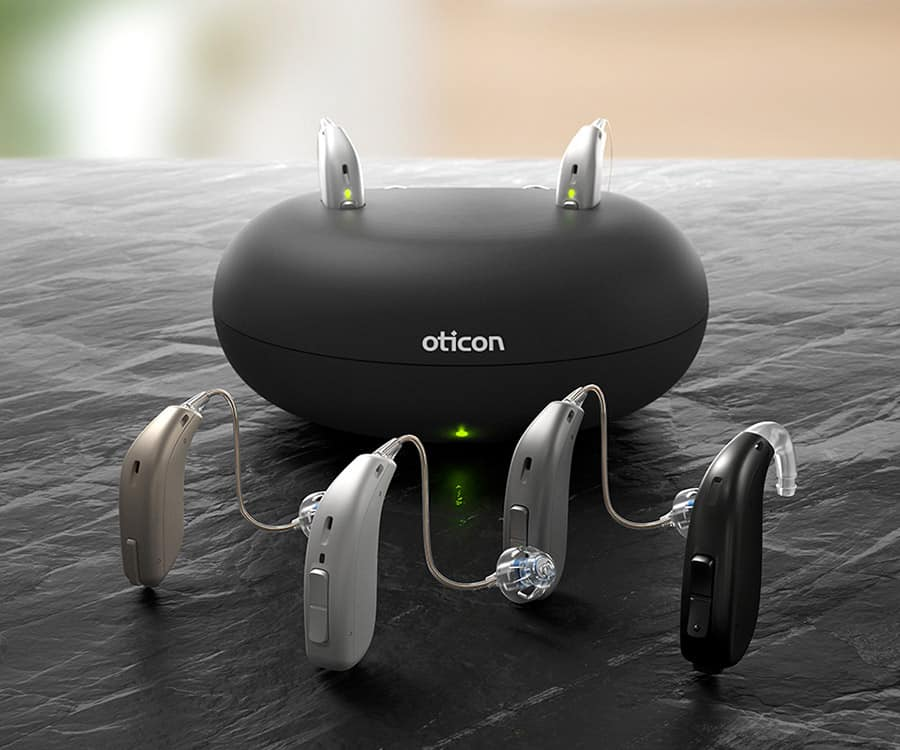 Oticon Opn S hearing aids image