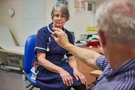 Parkinson's Nurse image
