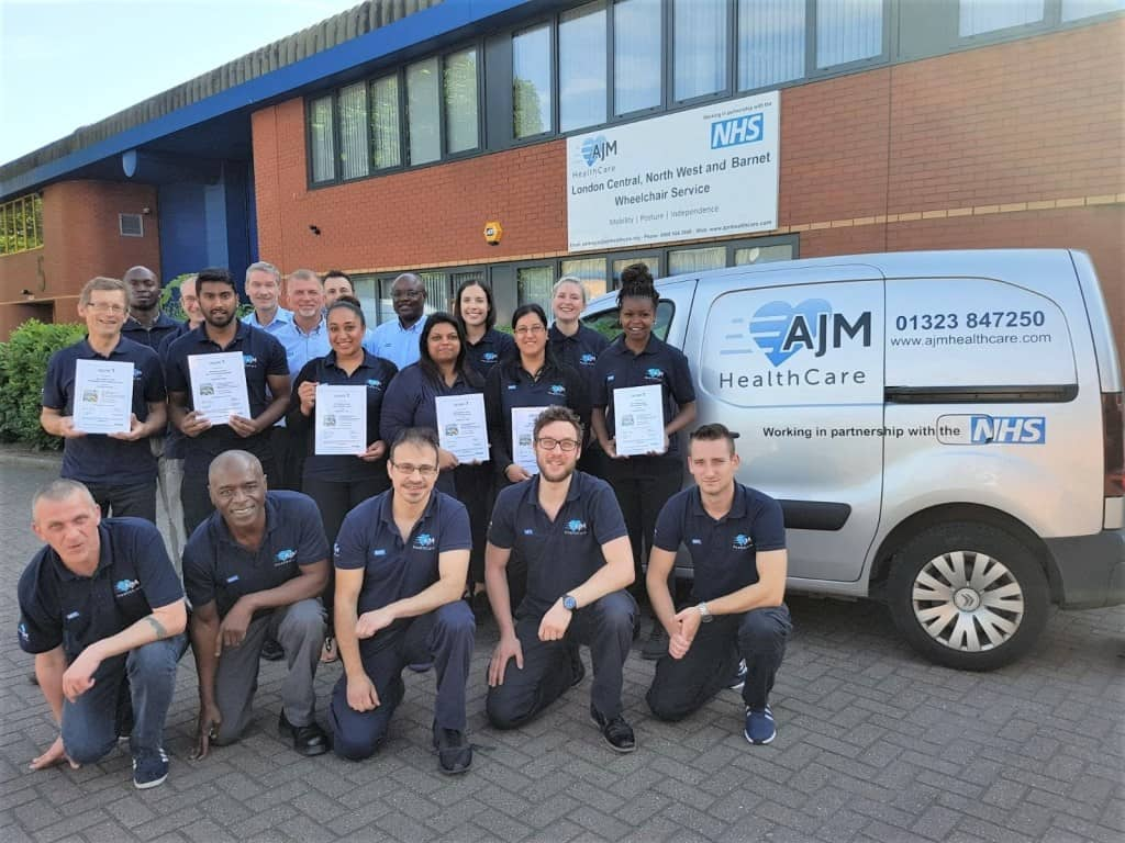 AJM Healthcare image