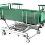 Benmor Medical Aurum+ Bariatric Bed image
